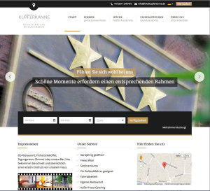 Homepage Kupferkanne