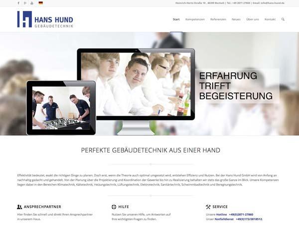 Bocholter Hans Hund GmbH geht digital in die Offensive