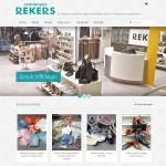 Schuhhaus Rekers Webseite